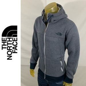The NorthFace Mountain Hoodie Jacket
